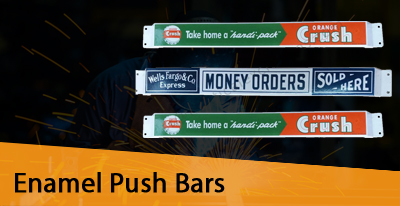 Enamel Push Bars Manufacturers