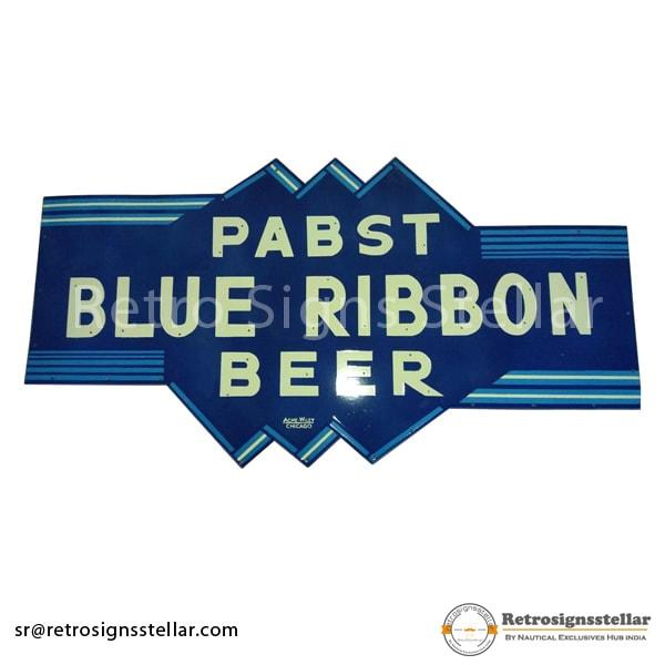 Advertising Porcelain Beer Pub Signs