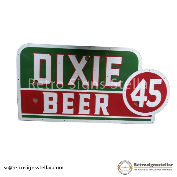 Beer Porcelain Reproduction Signs